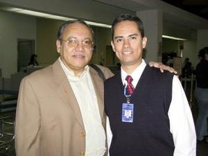 Daniel Hernández viajó al Distrito Federal y fue despedido por Daniel Hernández.