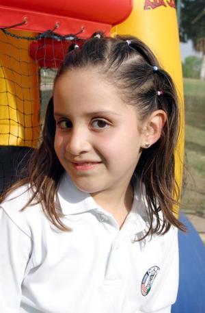 Ana Sofía Gálvez Pedroza festejó su cumpleaños en días pasdos.