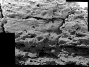 Los técnicos de la misión tienen previsto dirigir al Opportunity a través de una llanura con dirección a una capa más gruesa de rocas para tratar de encontrar allí nuevos indicios de erosión por la acción del agua.