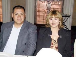 Jorge Alonso y Victoria Enríquez.