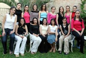 El certamen es  convocado por  el Instituto Tecnológico y de Estudios Superiores de Monterrey (ITESM) Campus Laguna.<p>  Las candidatas a Reina de Expresión Colegial.