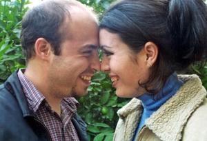 Israel Romero Rodríguez y Laura Dánae Carrillo Ramos contrajeron matrimonio el 26 de marzo de 2004.