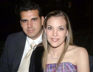 Ricardo Robles y Ana Elisa Lastra.