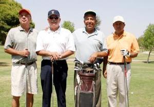 Javier Barba Cortés, Francisco Estrada Atollini, Feliciano Zavala, Héctor Flores García.