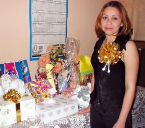 <b><u>26 de marzo </b><u><p> Ana Cristina Ortiz Madrigal disfrutó de una deivertida fiesta de cumpleaños junto a su abuelita Elisa Figueroa.