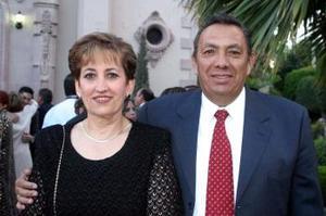 Mercedes de García y Carlos García Carrillo.
