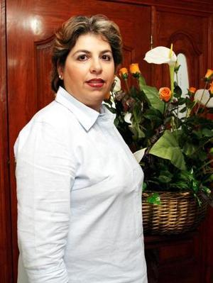 Carmen Stevane de la Cruz recibió numerosas felicitaciones, por su cumpleaños que celebró recientemente.