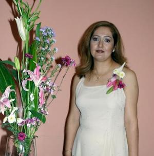 Sandra Magaly Sifuentes Lara contraerá matrimonio con Gabriel Martínez Serrano.