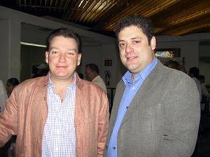 <b> <u> 29 de marzo </u></b> <p> José San Vicente y Eduardo Alonso regresaron a la Ciudad de México.