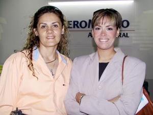 Aída Villarreal fue despedida por Beatriz de los Cabos antes de viajar al D.F.