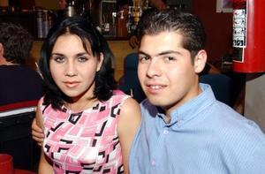 Karla Silva Rivera y Alejandro Barreto Márquez.
