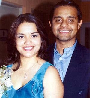 Brenda Valdés Rodríguez y Carlos Alberto Murillo Ávalos contraerán matrimonio  el primero de mayo.