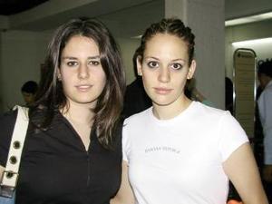 Ana Laura y Linda Barragán viajaron a la Ciudad de México.