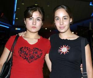 Magda Favila y Maritere Ruiz