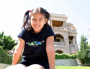 Karla Casandra Valdez Sotomayor captada recientemente.