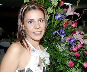Ana Cristina García Maisterrena disfrutó de su primera despedida de soltera.