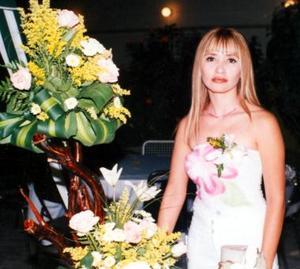 <u><b>08 de abril </b></u> <p> Karla Belem Ramírez Fernández disfrutó de una despedida de soltera.