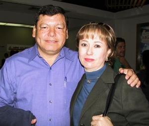 Arturo Rivera y Margarita de Rivera viajaron a Nueva York de vacaciones