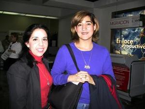 <b> <u> 09 de abril </b></u> <p> Gabriela Cordera y Sandra Bollaín viajaron a Pittsburgh, Pensilvania