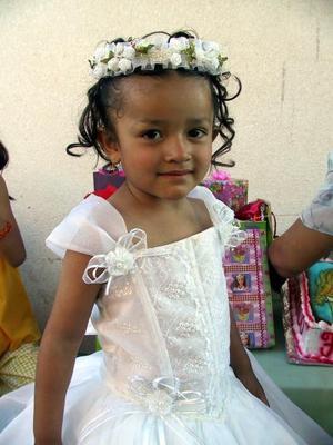 Karla Ivette Murguía Arellano celebró su tercer cumpleaños con una divertida fiesta  infantil organizada por sus papás Fernando Murguía y Lorena Arellano de Murguía.