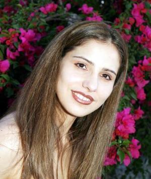 <u><b>09 de abril </b></u> <p> Úrsula Ávila Mascort, en una de sus últimas despedidas de soltera