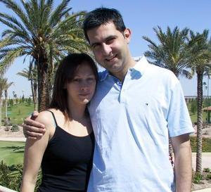 Antonio Balmori Jorge y Beatriz Tumoine Muñoz