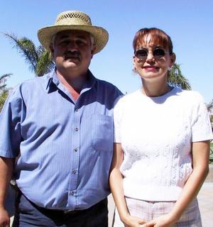 José Luis Tirre y Olga Acevedo de Torre