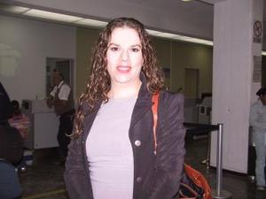 A la gala de ópera que dirigirá Ramón Shade en Bellas Artes, viajó María Estela Morales.