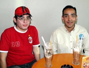 Juan Manuel Rivera y Luis Gerardo Ávila.