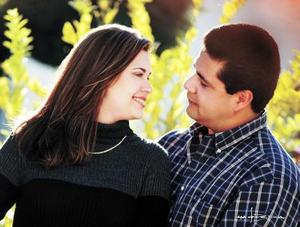 <b><u> 17 de abril </b></u><p> Esta tarde, unirán sus vidas en el Sacramento del matrimonio el señor Issac Pérez Galindo y la señorita Susana Alejandra Ávalos Martínez.
