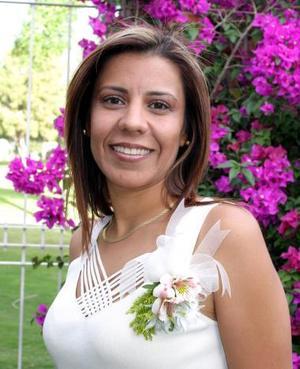 Ana Cristina García Maisterrena unirá su vida en matrimonio a la de José Pablo Inzunza Fernández, el próximo 30 de abril.