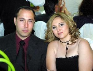 Alberto Rodríguez y Yasmín de la Torre.