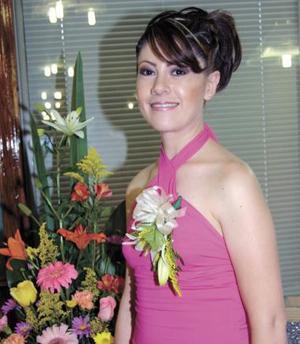 <u><b>21 de abril </b></u> <p> Leonor Guerrero disfrutó de su despedida de soltera con motivo de su cercano enlace matrimonial con Alberto Ortiz