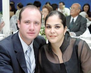 Guillermo y Valeria Hernández