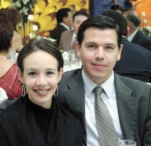 Linda y Dagoberto Castro