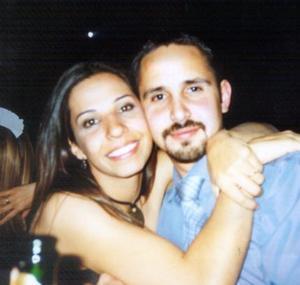 Jessica Evaristo Barrios y Jorge López Amor Díaz.