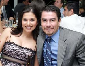 Marisol Nava y Antonio Cano.
