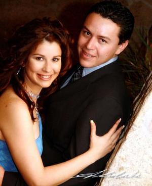 Sonia Elizabeth Navarro Díaz y José Luis Díaz Pérez.