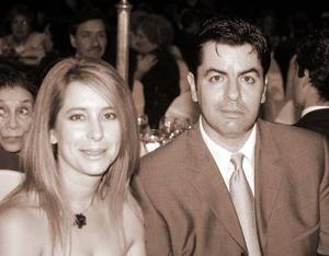 Nidia y Enrique Berumen