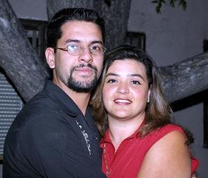 José Jalife y Mónica Partillo Segovia contraerán matrimonio el próximo 22 de mayo.