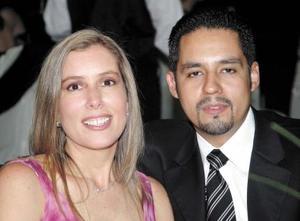 Cecilia y Jesús Lugo