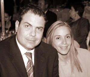 Mario Relli y Alejandra Valenzuela
