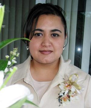 Berenice Ruelas Vargas contraerá matrimonio con José Manuel Rodríguez Hernandéz, el próximo 15 de mayo.