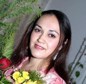 Lizeth Obregón Romero contraerá nupcias con Ricardo Esparza Salas.