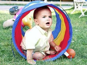 <b><u>29 de abril </b></u><p> Francisco Obeso Cobián festejó su primer año de vida, con un divertido convivio que le ofrecieron sus papás.