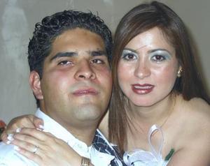 <b><u> 29 de abril </b></u><p> Manuel Oswaldo Cabello zamora y Adriana Cabral Álvarez.