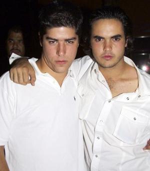 Iván Ortiz y Manolo González.