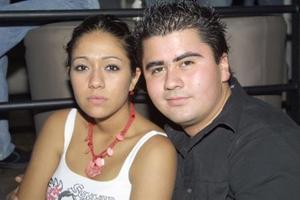 Mayanin y Rafa Rustrian.