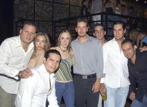 Rodolfo Haro, Alejandra Rojas, Ale Domínguez, Arturo Ramos, Jorge Ramos, Sotero y Lucio.