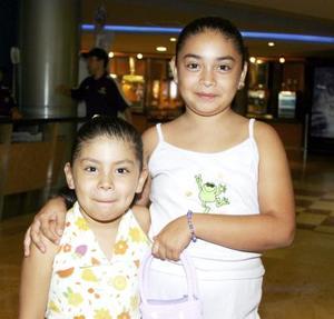 Ana Gabriela y Mayra Alejandra Luna
